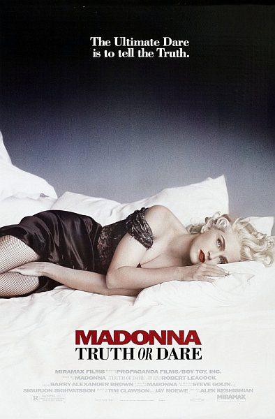 В постели с Мадонной - Madonna- Truth or Dare