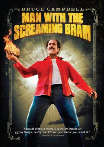 ������� � �������� ������ - Man with the Screaming Brain