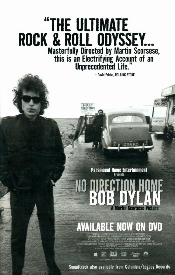 Нет пути назад: Боб Дилан - No Direction Home- Bob Dylan