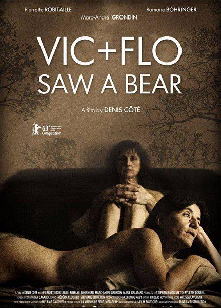 Вик и Фло увидели медведя - Vic + Flo ont vu un ours