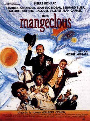 Гвоздоед - Mangeclous
