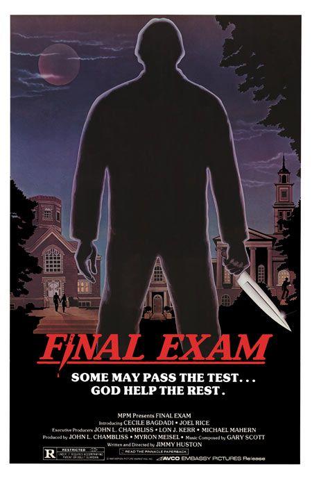 Последний экзамен - Final Exam