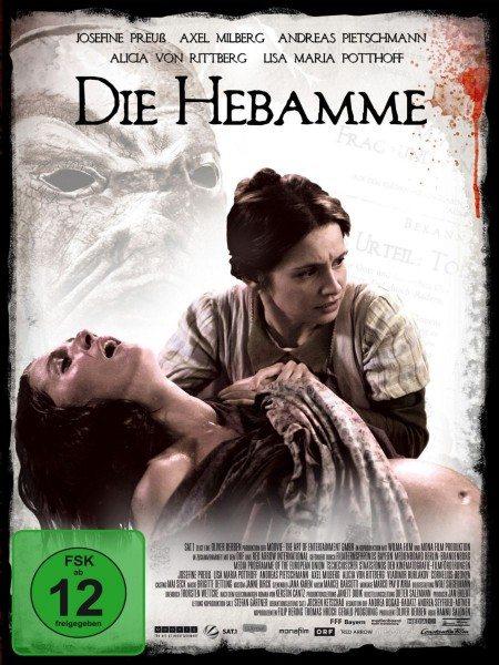 Повитуха - Die Hebamme