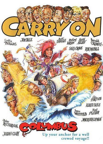 Колумб, за работу! - Carry on Columbus