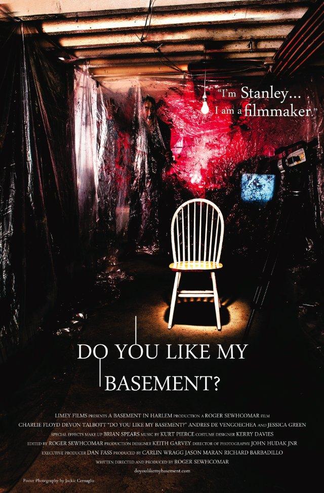 Вам нравится мой подвал? - Do You Like My Basement