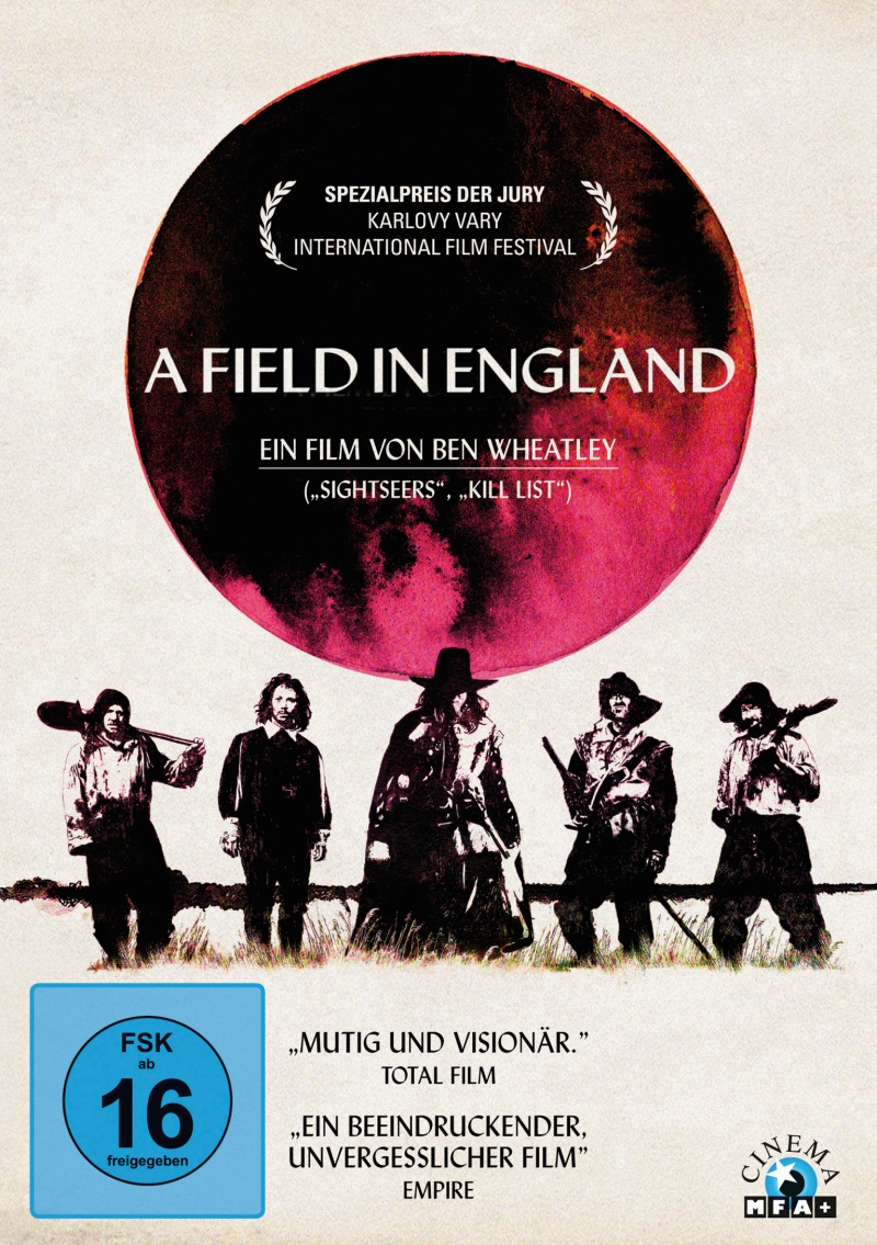 Поле в Англии - A Field in England