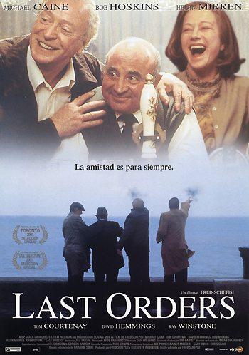 Последние желания - Last Orders