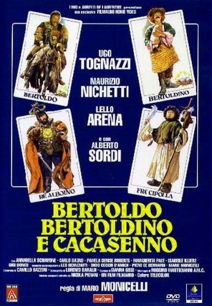 Бертольдо, Бертольдино и Какашка - Bertoldo, Bertoldino e... Cacasenno