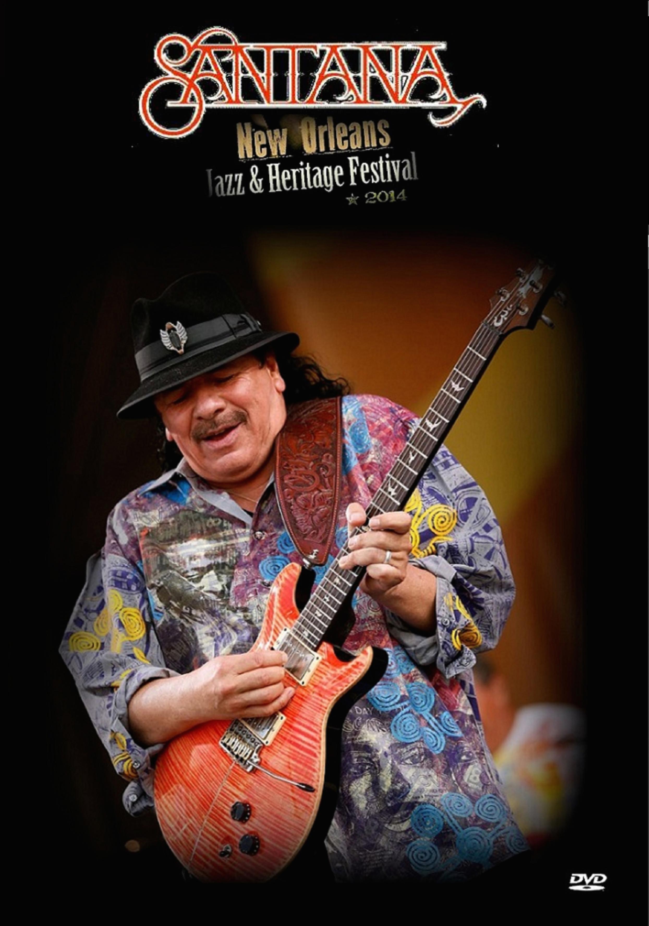 Santana - New Orleans Jazz & Heritage Festival
