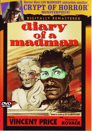 Дневник сумасшедшего - Diary of a Madman