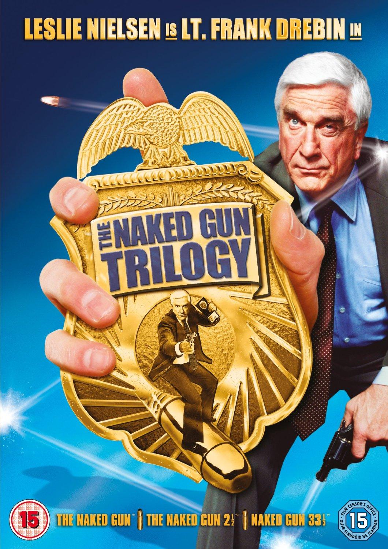 Голый пистолет: Трилогия - The Naked Gun- Trilogy
