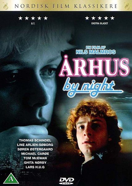 Орхус ночью - Г…rhus by night
