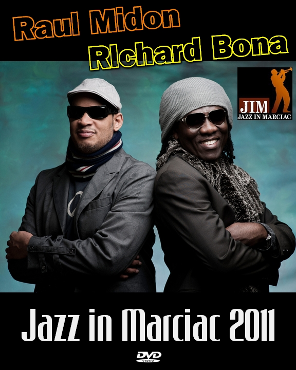 Raul Midon, Richard Bona - Jazz in Marciac
