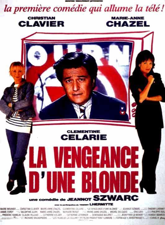 Месть блондинки - La Vengeance D'une Blonde