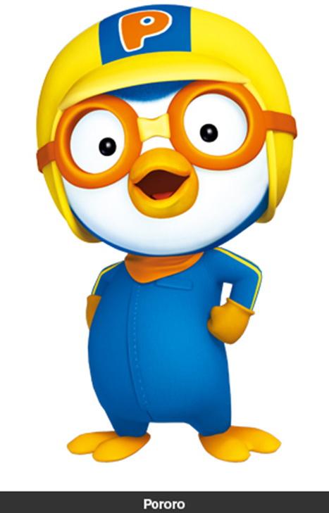 Пингвиненок Пороро - Pororo the Little Penguin