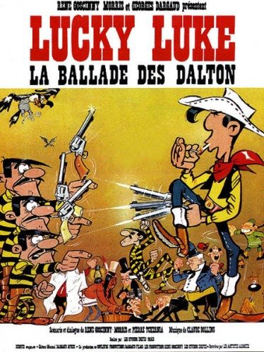 Баллада о Долтонах - Lucky Luke- The Ballad of the Daltons