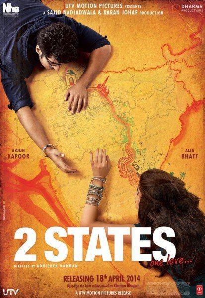 2 штата - 2 States