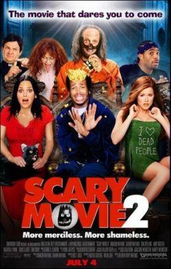 Очень страшное кино 2 - Scary Movie 2