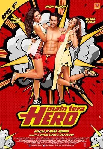 Я твой герой - Main Tera Hero