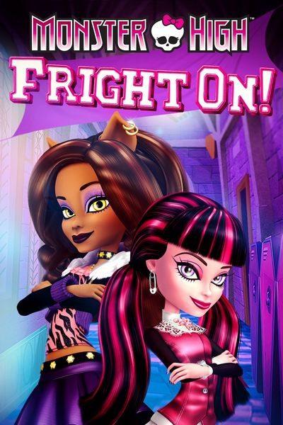 ����� ��������: �����! - Monster High- Fright On!