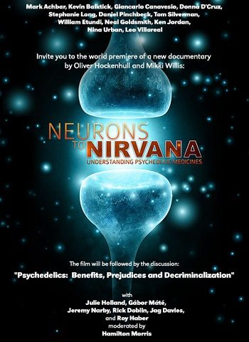 От нейронов к нирване: медицинское применение психоделиков - Neurons to Nirvana