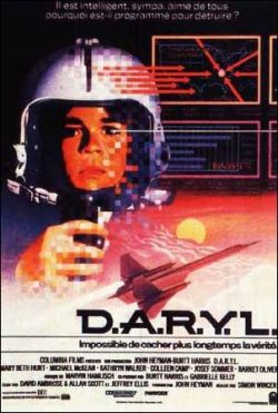 Дэрил - D.A.R.Y.L.
