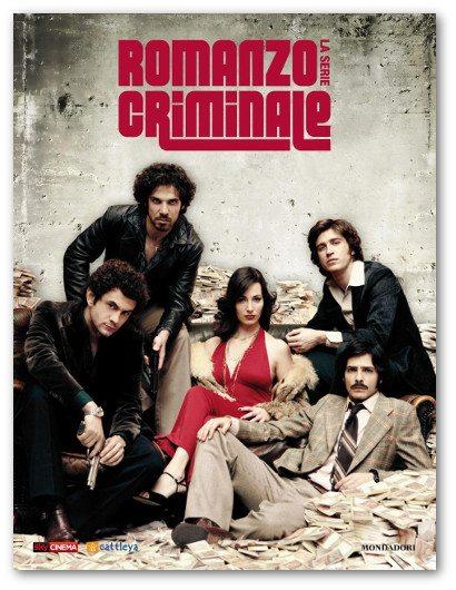 Криминальный роман - Romanzo criminale - La serie