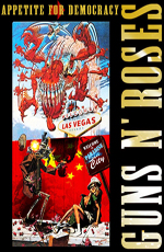 Guns N' Roses: Appetite for Democracy – Live at the Hard Rock Casino, Las Vegas