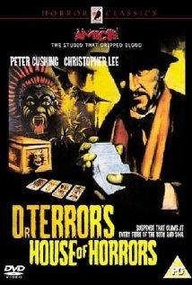 Дом ужасов доктора Террора - Dr. Terror's House of Horrors