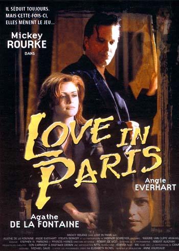 Любовь в Париже - Love in Paris