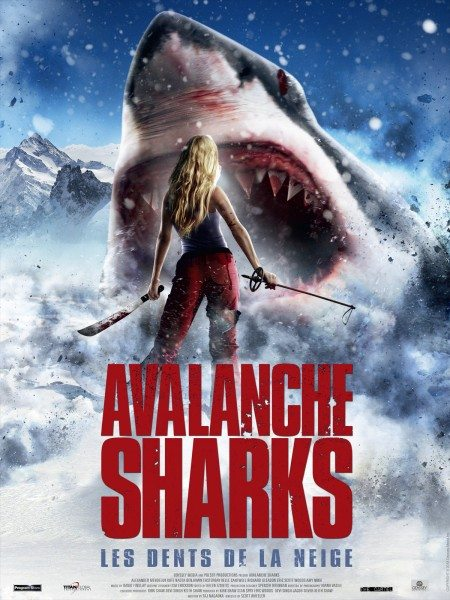 Горные акулы - Avalanche Sharks