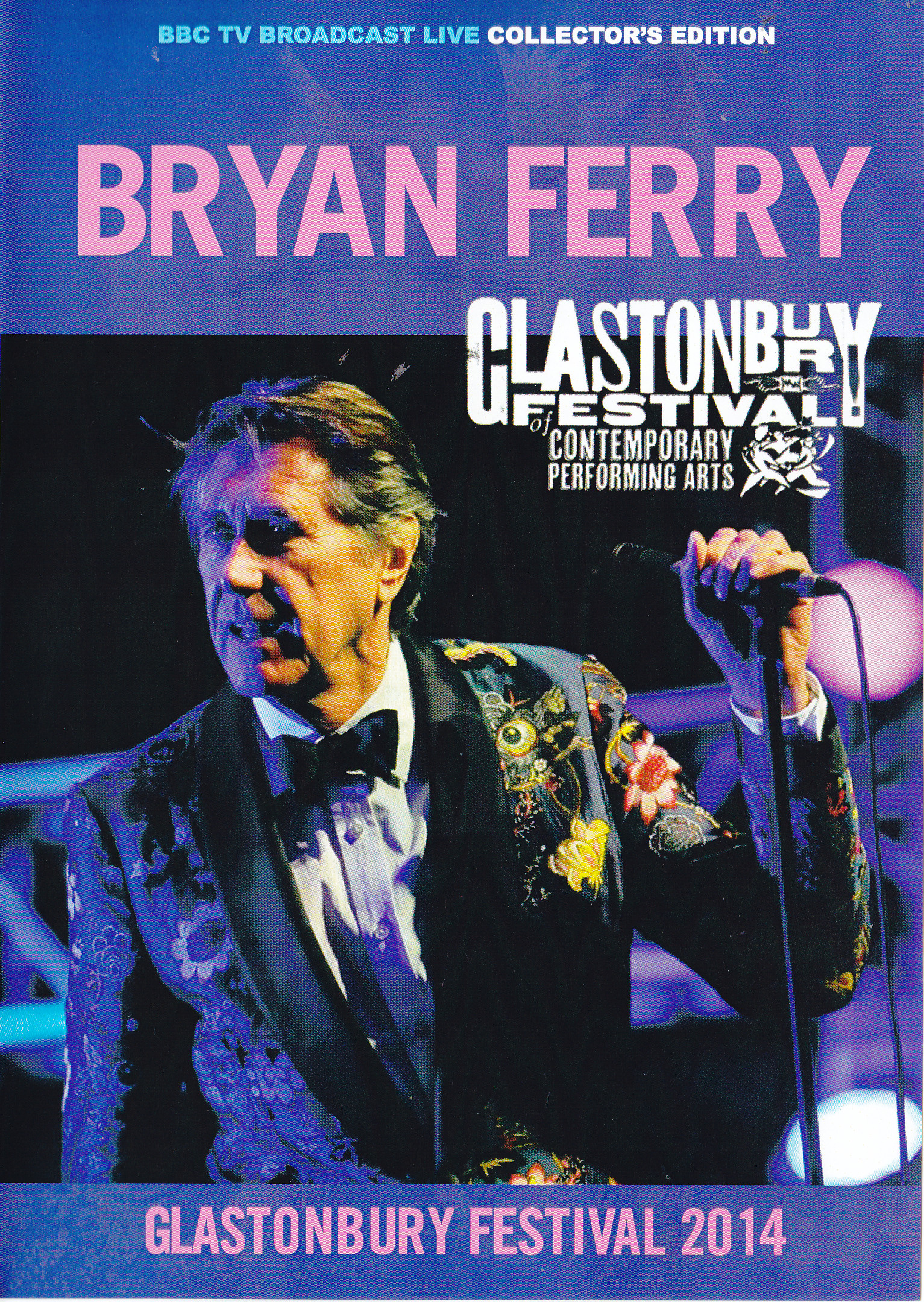 Bryan Ferry - Glastonbury Festival