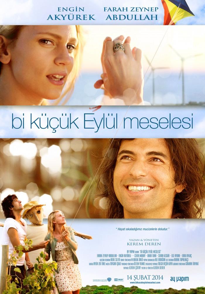 Маленькая проблема Эйлюль - Bir Kucuk Eylul Meselesi