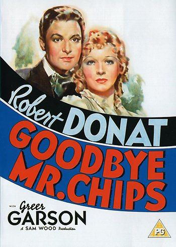 До свидания, мистер Чипс - Goodbye, Mr. Chips
