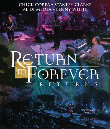 Return to Forever - Live at Montreux