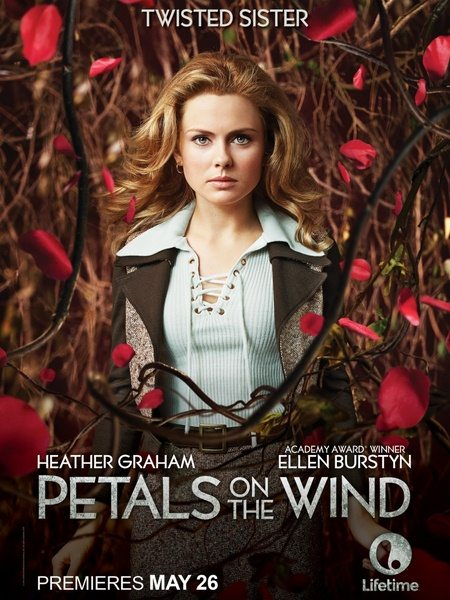 Лепестки на ветру - Petals on the Wind
