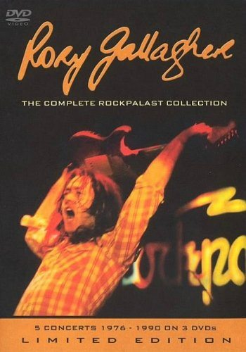 Rory Gallagher - Complete Rockpalast Collection