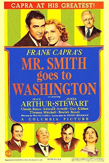 Мистер Смит едет в Вашингтон - Mr. Smith Goes to Washington