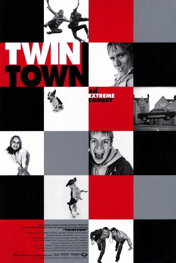 Город близнецов - Twin Town