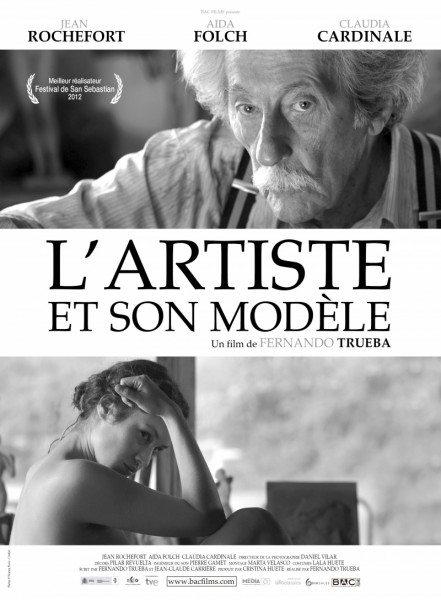 Художник и натурщица - El artista y la modelo
