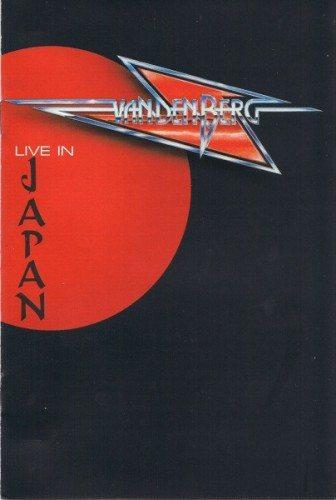 Vandenberg - Live in Japan 1983
