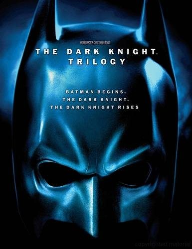 Тёмный рыцарь: Трилогия - The Dark Knight- Trilogy