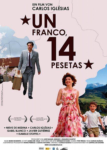 Один франк, 14 песет - Un franco, 14 pesetas