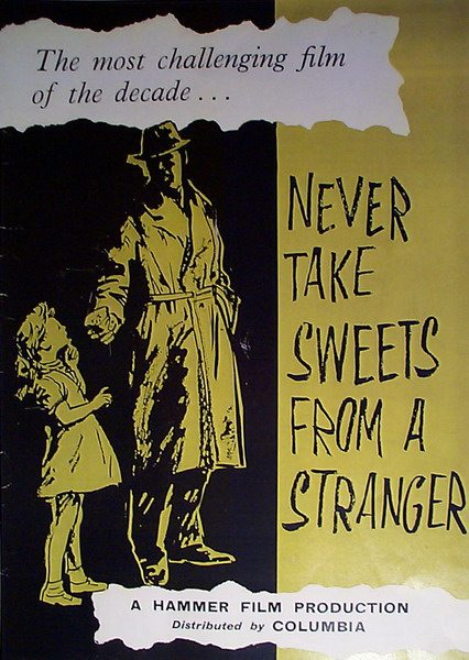 Никогда не бери сладости у незнакомцев - Never Take Sweets from a Stranger