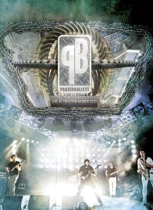 Panzerballett - Live at Theatron Munich