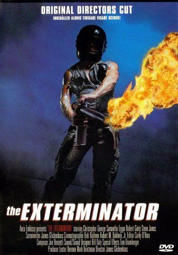 Мститель - The Exterminator