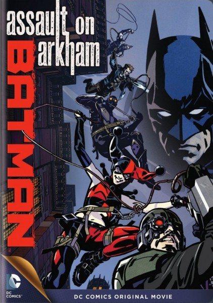 Бэтмен: Нападение на Аркхэм - Batman- Assault on Arkham
