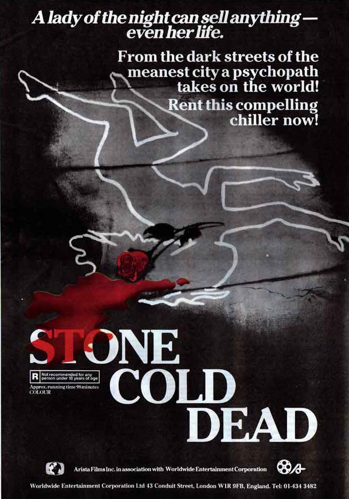 Ледяная смерть - Stone Cold Dead