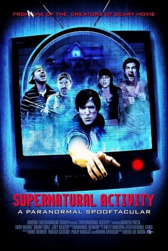 ������������ ������� - Supernatural Activity