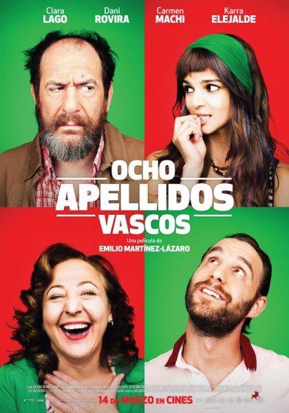 Восемь баскских фамилий - Ocho apellidos vascos